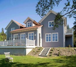 Amerikanische Häuser: Wohnen mit US-Flair