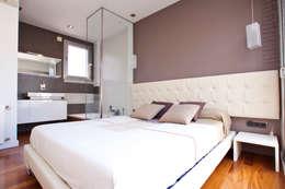 modern Bedroom by Estatiba construcción