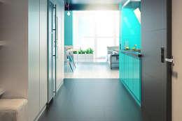 MinimaL-Loft: Кухни в . Автор – Dmitriy Khanin