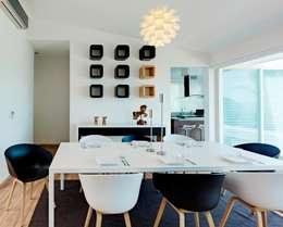 Comedores de estilo moderno por Excelencia en Diseño