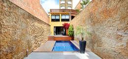 minimalistic Garden by costa+dos