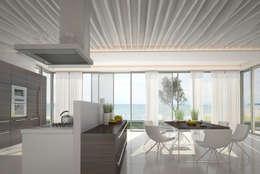 modern Kitchen by Piwko-Bespoke Fitted Furniture