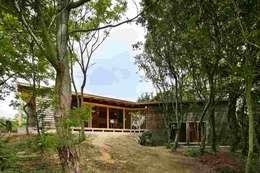 外観: 後藤建築設計が手掛けた家です。
