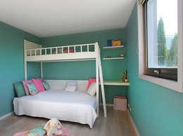 غرفة الاطفال تنفيذ ROSA PURA HOME STORE