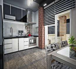 modern Kitchen by Point Dizayn