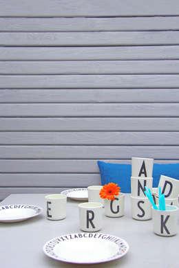 Сады в . Автор – Design Letters