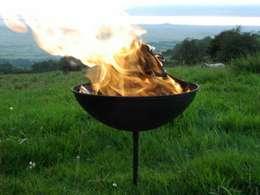 Standard Original Somerset Fire Pit:  Garden  by Somerset Fire Pits Ltd