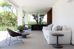 Terrace by Consuelo Jorge Arquitetos