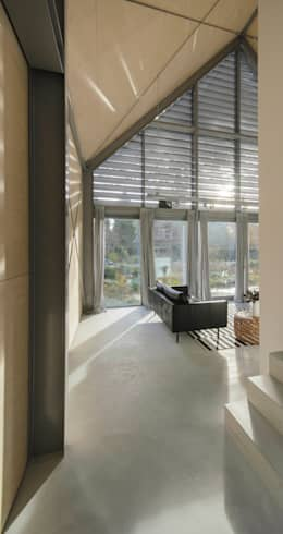 modern Living room by Blok Kats van Veen Architecten