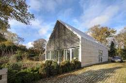 Lofthome Bergen (NH): moderne Huizen door Blok Kats van Veen Architecten