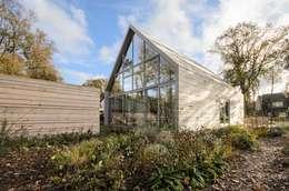 modern Houses by Blok Kats van Veen Architecten