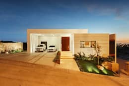 modern Houses by Imativa Arquitectos