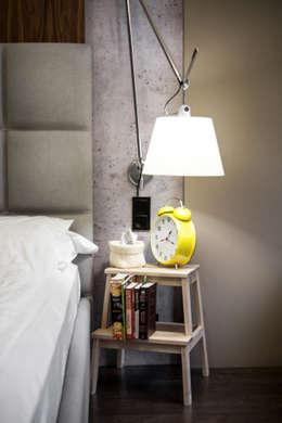 eclectic Bedroom by ToTaste.studio