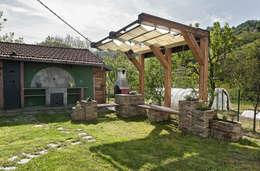 Projekty,  Ogród zaprojektowane przez Federico Vota design