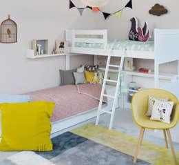 Dormitorios infantiles  de estilo  por Rooom
