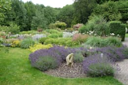 Jardines de estilo rural por Ambiente Gartengestaltung