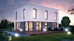 منازل تنفيذ Dennert Massivhaus GmbH