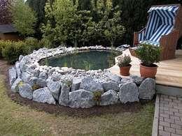 Сады в . Автор – Natur-Stein-Garten