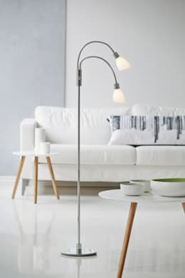 minimalistic Living room by Herstal A/S