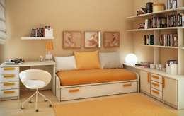 Детские комнаты в . Автор – Tadilat Firması