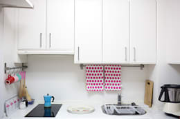 minimalistic Kitchen by www.rocio-olmo.com