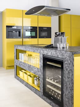 modern Kitchen by CUISINE ESSENTIEL