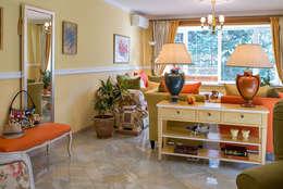 classic Living room by Фотограф Анна Киселева
