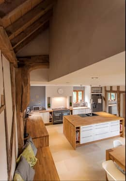 country Kitchen by Beech Architects