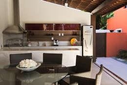 Piscines  de style  par Argollo & Martins | Arquitetos Associados