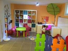 Vizyon mimarlık ve Dekorasyon – M.L.P EVİ: modern tarz Çocuk Odası