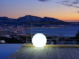 Décorations lumineuses extérieures: Jardin de style de style Moderne par Plantes et Design