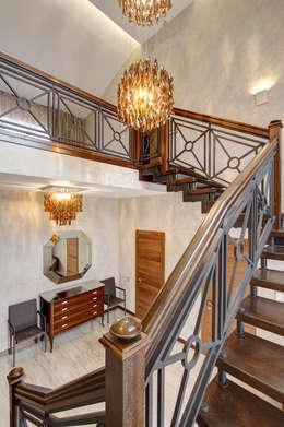 Дом в Пестово: Коридор и прихожая в . Автор – Технологии дизайна