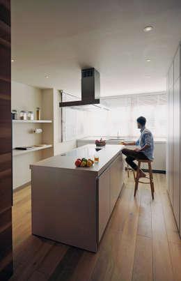Cocina de estilo  por MLMR Architecture Consultancy