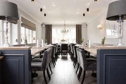 Nhà hàng by SALLIER WOHNEN HAMBURG