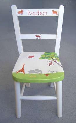 嬰兒/兒童房 by Anne Taylor Designs