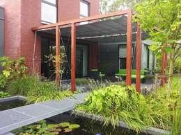 Projekty,  Ogród zaprojektowane przez Bladgoud-tuinen
