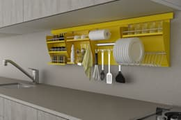 modern Kitchen by Masutti Copat