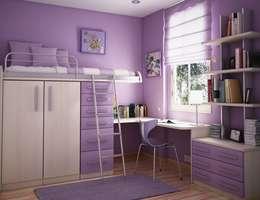 Dormitorios infantiles de estilo minimalista por Tadilat Şirketleri