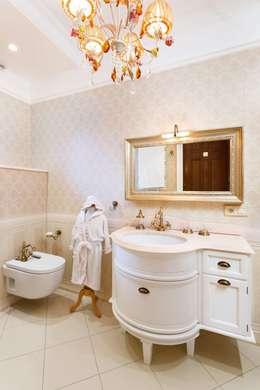 حمام تنفيذ AGRAFFE design