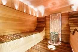 AGRAFFE design: tropikal tarz tarz Spa