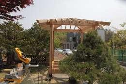 파고라: E-포레스트의  정원