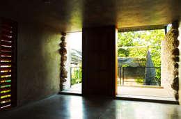 Estudio W14: Ventanas de estilo  por TACO Taller de Arquitectura Contextual