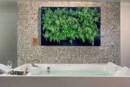 Quadro Vivo® : Spa  por Quadro Vivo Urban Garden Roof & Vertical