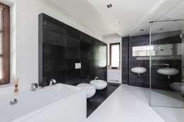 ห้องน้ำ by Michał Młynarczyk Fotograf Wnętrz