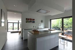 Projekty,  Kuchnia zaprojektowane przez Kohlbecker Gesamtplan GmbH