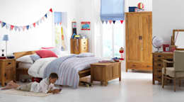 rustic Nursery/kid's room by Little Lucy Willow