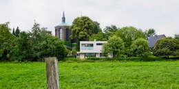 Projekty, nowoczesne Domy zaprojektowane przez Ferreira | Verfürth Architekten