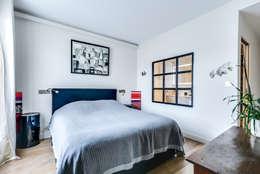 Levallois 110m2: Chambre de style de style Moderne par blackStones