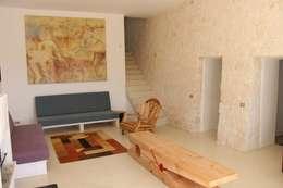 Salas de estar modernas por Antonio D'aprile Architetto