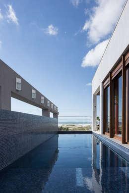 Projekty,  Basen zaprojektowane przez Seferin Arquitetura